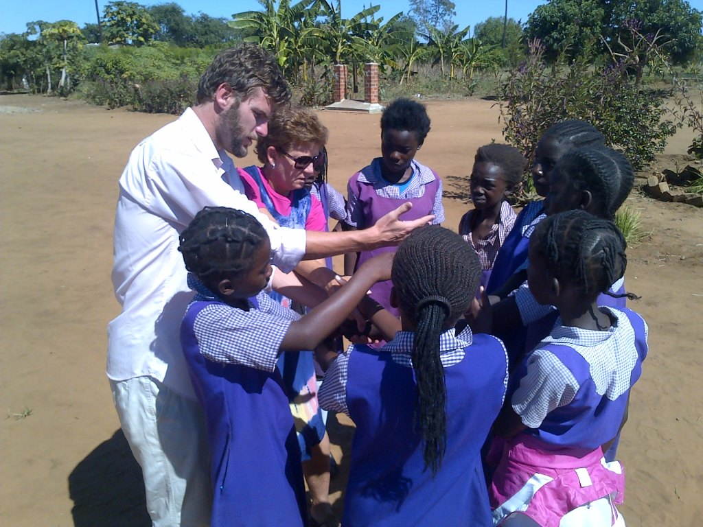 YWAM Muizenberg DTS outreach in Livingstone