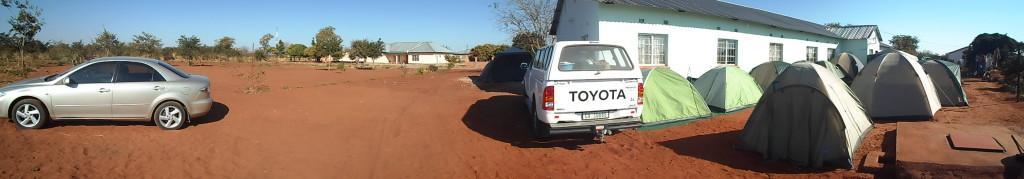 YWAM Livingstone Base